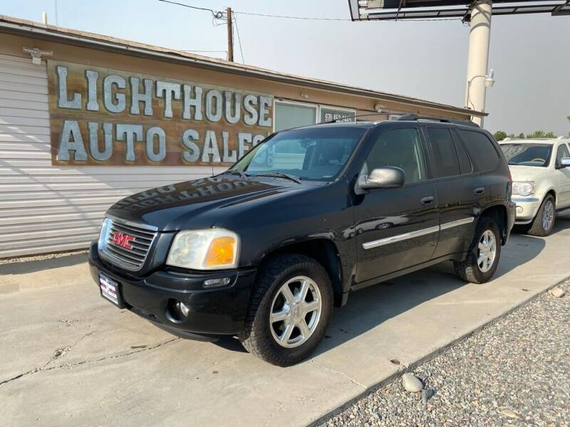2008 GMC Envoy for sale at Lighthouse Auto Sales LLC in Grand Junction CO