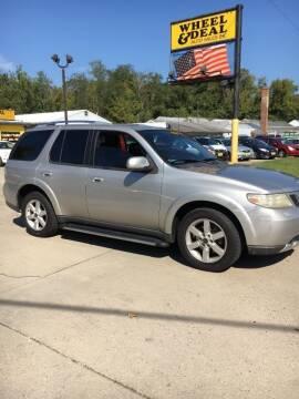 2007 Saab 9-7X for sale at Wheel & Deal Auto Sales Inc. in Cincinnati OH