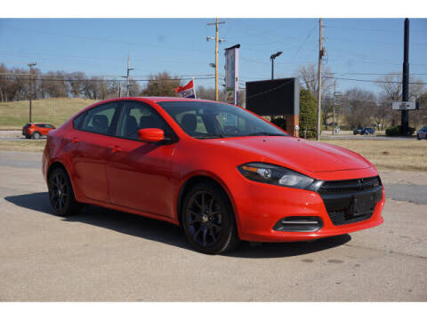 2016 Dodge Dart for sale at Sand Springs Auto Source in Sand Springs OK
