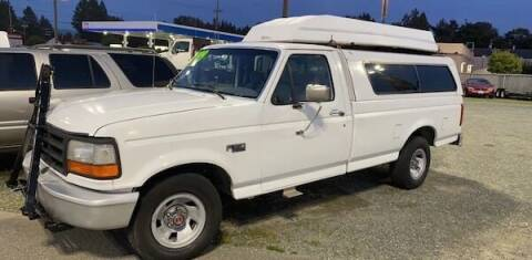 1994 Ford F-150 for sale at MILLENNIUM MOTORS INC in Monroe WA