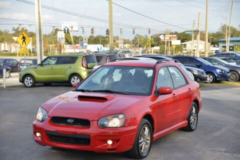 2005 Subaru Impreza for sale at Motor Car Concepts II - Kirkman Location in Orlando FL
