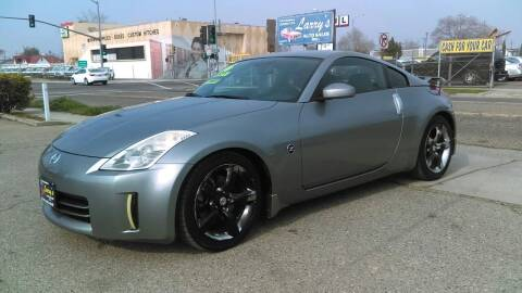 2006 Nissan 350Z for sale at Larry's Auto Sales Inc. in Fresno CA