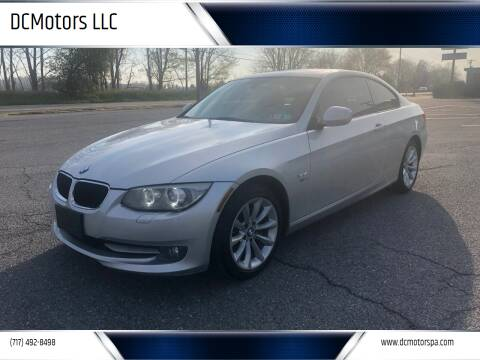 2011 BMW 3 Series for sale at DCMotors LLC in Mount Joy PA
