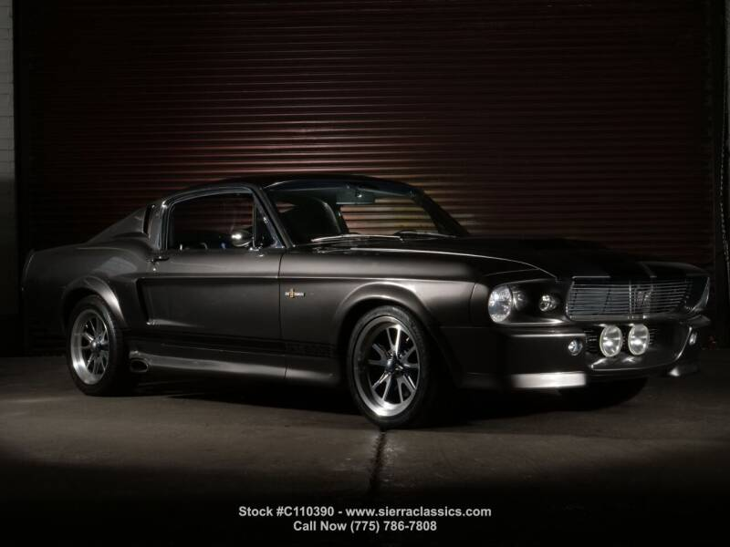 1967 Ford Mustang GTA for sale at Sierra Classics & Imports in Reno NV