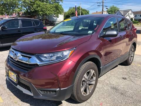 2019 Honda CR-V for sale at AUTORAMA SALES INC. - Farmingdale in Farmingdale NY
