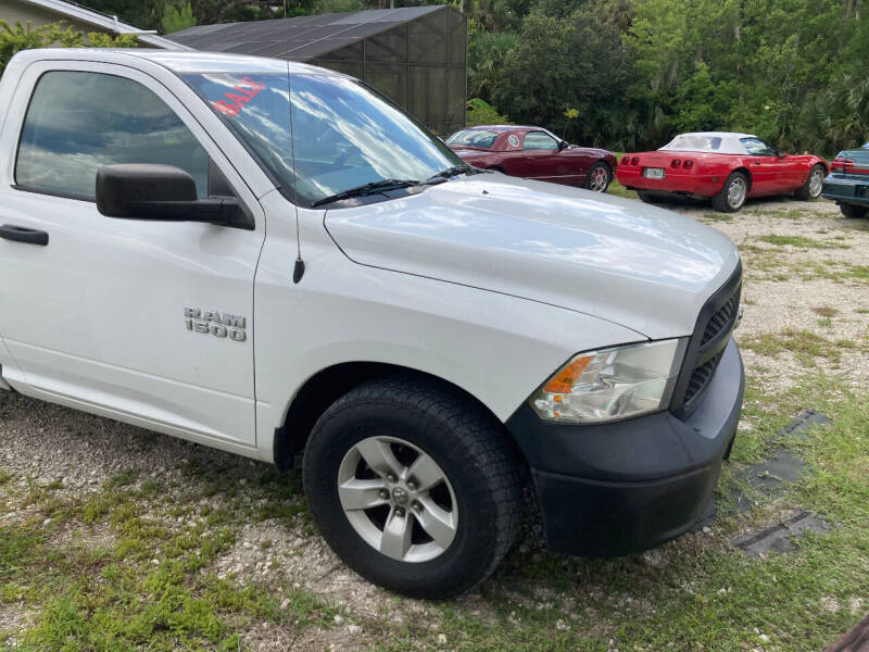 2014 RAM Ram Pickup 1500 4x2 Tradesman 2dr Regular Cab 8 ft. LB Pickup - Port Orange FL