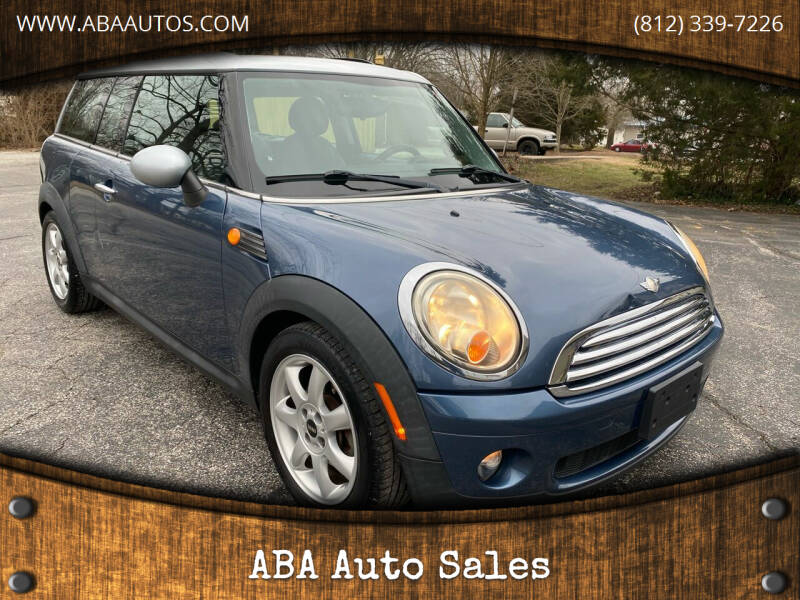2009 MINI Cooper Clubman for sale at ABA Auto Sales in Bloomington IN