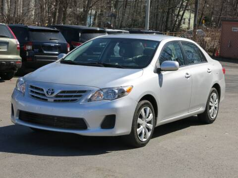 2013 Toyota Corolla for sale at United Auto Service in Leominster MA
