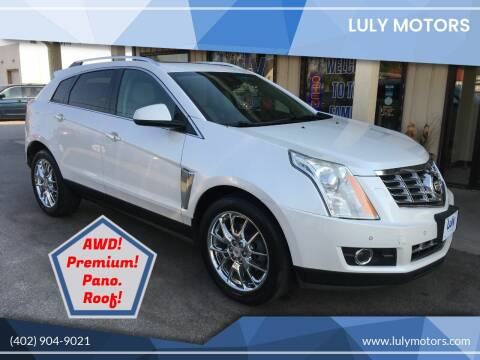 2013 Cadillac SRX for sale at Luly Motors in Lincoln NE
