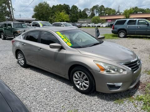 2013 Nissan Altima for sale at Auto Mart in North Charleston SC