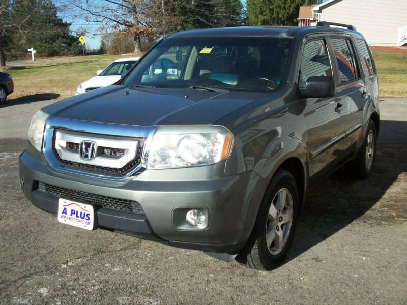 2009 Honda Pilot for sale at A-Plus Motors in Alton ME