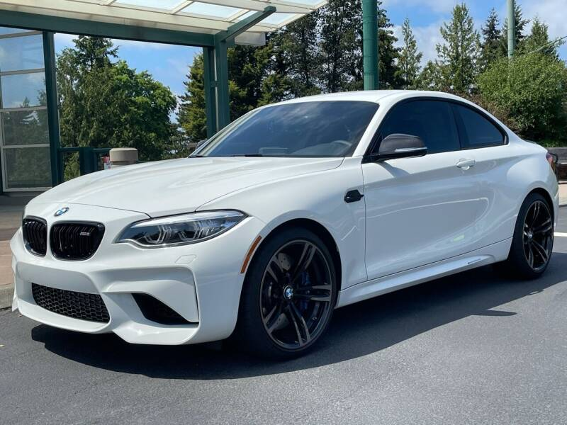 2018 BMW M2 for sale at GO AUTO BROKERS in Bellevue WA