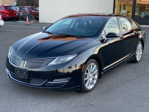 2016 Lincoln MKZ for sale at MAGIC AUTO SALES in Little Ferry NJ