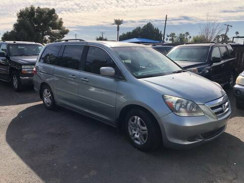 2005 Honda Odyssey for sale at Valley Auto Center in Phoenix AZ