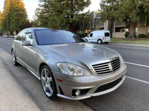 2008 Mercedes-Benz S-Class for sale at LG Auto Sales in Rancho Cordova CA