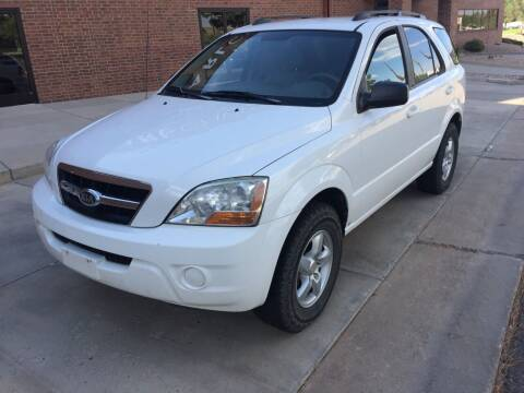 2009 Kia Sorento for sale at STATEWIDE AUTOMOTIVE LLC in Englewood CO