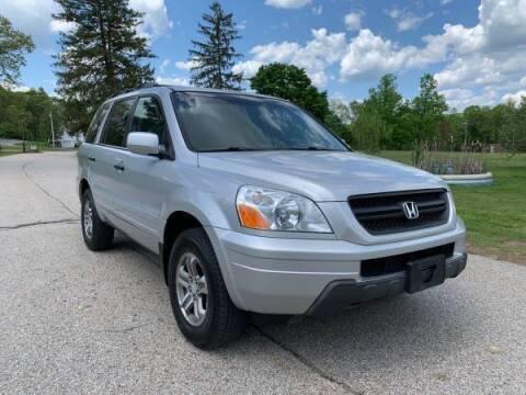2003 Honda Pilot for sale at 100% Auto Wholesalers in Attleboro MA