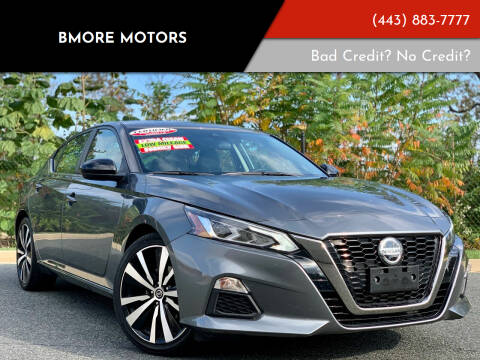 2020 Nissan Altima for sale at Bmore Motors in Baltimore MD