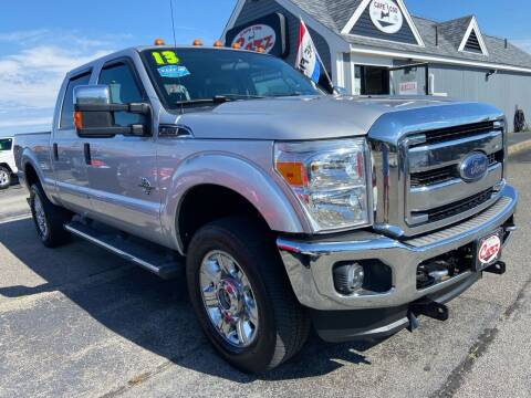2013 Ford F-350 Super Duty for sale at Cape Cod Carz in Hyannis MA