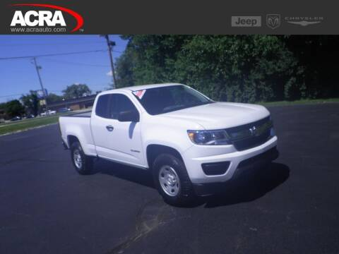 2018 Chevrolet Colorado for sale at BuyRight Auto in Greensburg IN