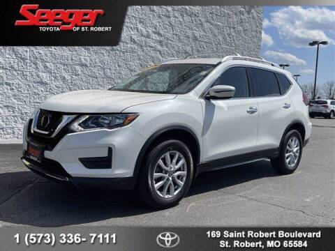 2020 Nissan Rogue for sale at SEEGER TOYOTA OF ST ROBERT in St Robert MO