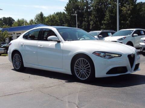 2019 Alfa Romeo Giulia for sale at Auto Finance of Raleigh in Raleigh NC