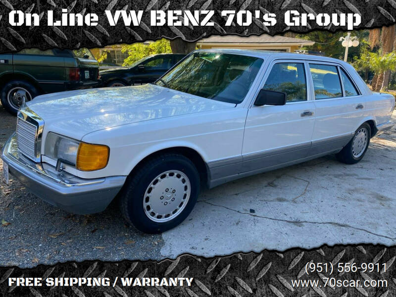 1987 Mercedes-Benz 300-Class for sale in Warehouse, CA