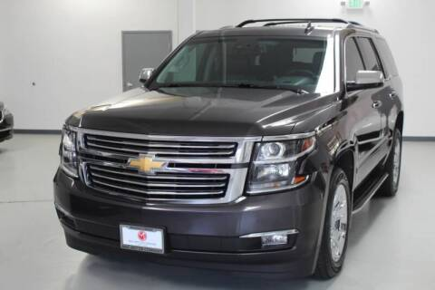 2015 Chevrolet Tahoe for sale at Mag Motor Company in Walnut Creek CA