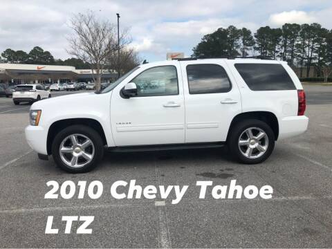 2010 Chevrolet Tahoe for sale at Gino's Auto Outlet in Fayetteville NC