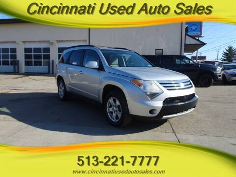 2009 Suzuki XL7 for sale at Cincinnati Used Auto Sales in Cincinnati OH