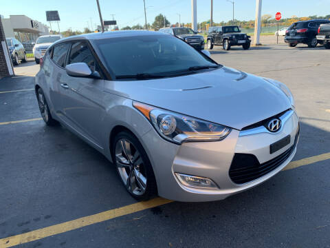 2012 Hyundai Veloster for sale at Summit Palace Auto in Waterford MI