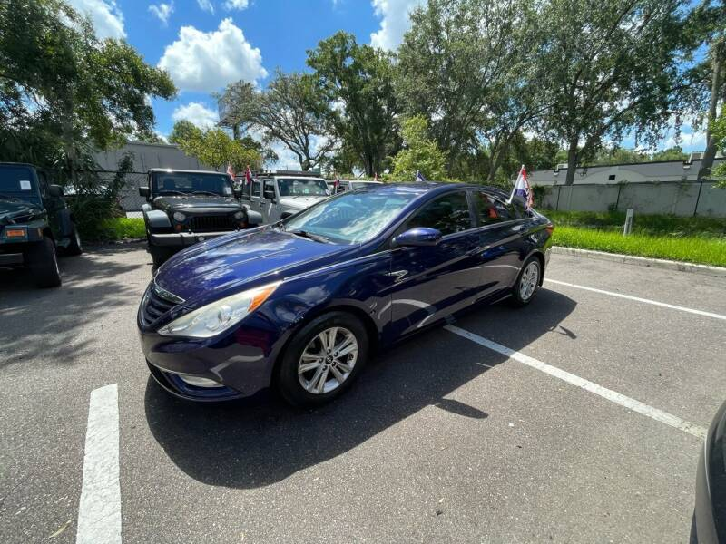 2013 Hyundai Sonata for sale at Bay City Autosales in Tampa FL