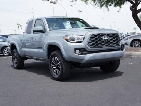 2020 Toyota Tacoma for sale at CarFinancer.com in Peoria AZ