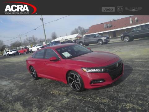 2018 Honda Accord for sale at BuyRight Auto in Greensburg IN