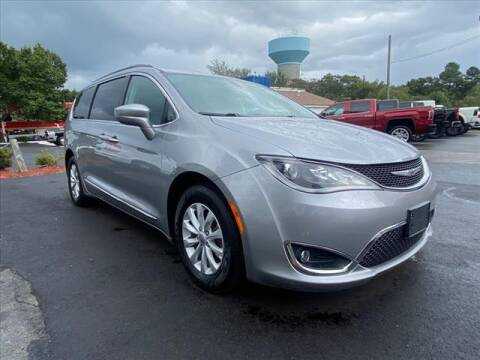 2017 Chrysler Pacifica for sale at iDeal Auto in Raleigh NC