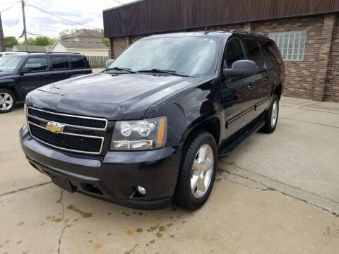 2011 Chevrolet Suburban for sale at Madison Motor Sales in Madison Heights MI
