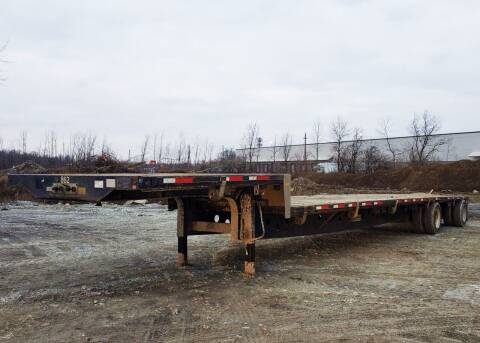 2014 Transcraft DTL-2100 for sale at A F SALES & SERVICE in Indianapolis IN