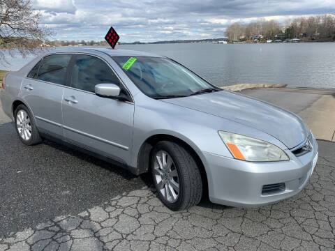 2007 Honda Accord for sale at Affordable Autos at the Lake in Denver NC