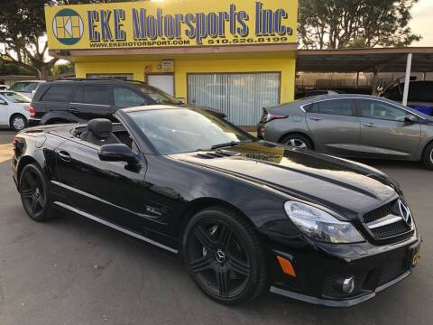 2009 Mercedes-Benz SL-Class for sale at EKE Motorsports Inc. in El Cerrito CA