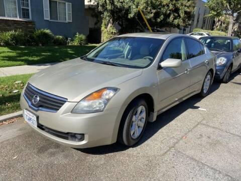 2009 Nissan Altima for sale at Hunter's Auto Inc in North Hollywood CA