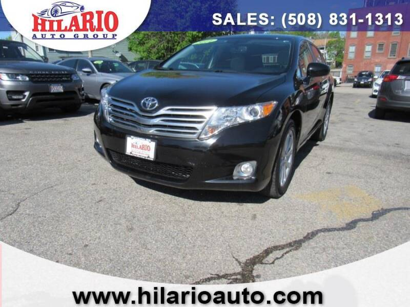 2011 Toyota Venza for sale in Worcester, MA