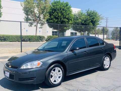2014 Chevrolet Impala Limited for sale at CARLIFORNIA AUTO WHOLESALE in San Bernardino CA