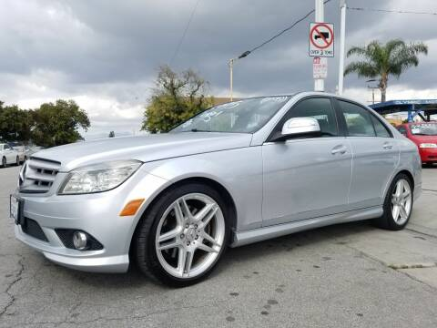 2008 Mercedes-Benz C-Class for sale at Olympic Motors in Los Angeles CA