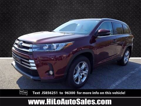 2018 Toyota Highlander for sale at BuyFromAndy.com at Hi Lo Auto Sales in Frederick MD