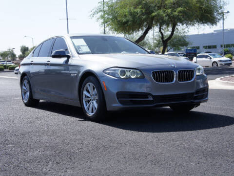 2014 BMW 5 Series for sale at CarFinancer.com in Peoria AZ