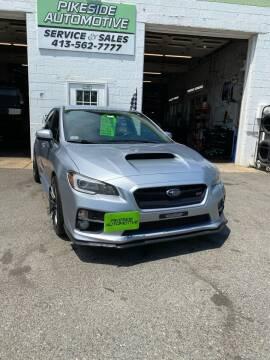 2015 Subaru STI for sale at Pikeside Automotive in Westfield MA