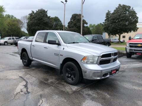2014 RAM Ram Pickup 1500 for sale at WILLIAMS AUTO SALES in Green Bay WI
