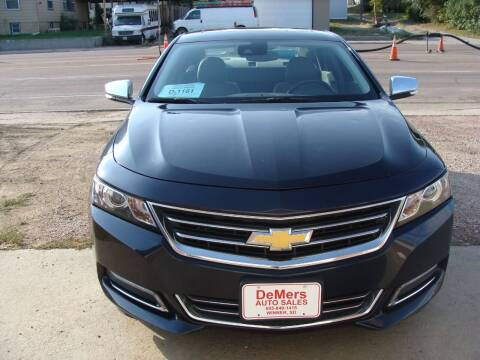 2014 Chevrolet Impala for sale at DeMers Auto Sales in Winner SD