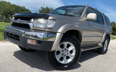 2002 Toyota 4Runner for sale at PennSpeed in New Smyrna Beach FL