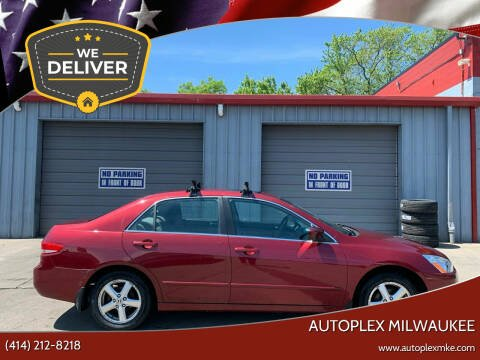 2004 Honda Accord for sale at Autoplex Milwaukee in Milwaukee WI